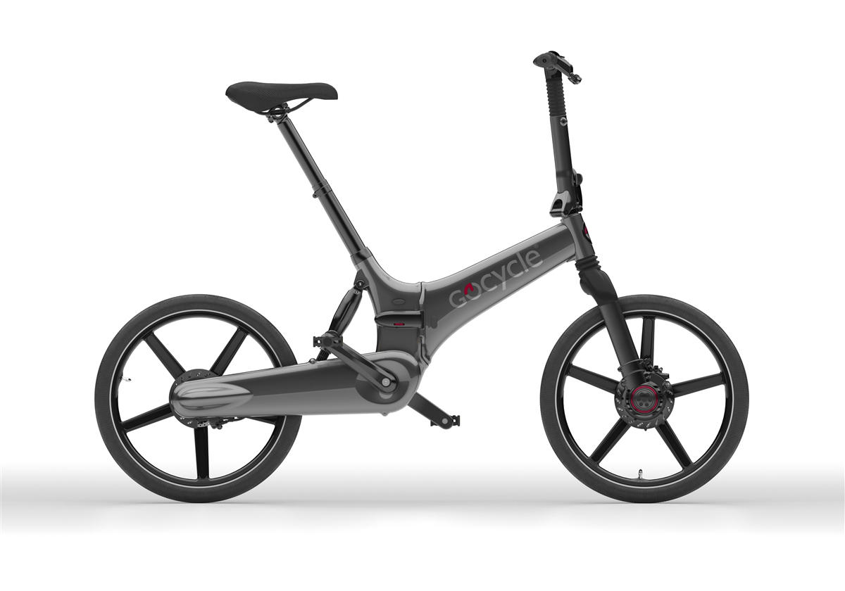 Gocycle GXi Grey