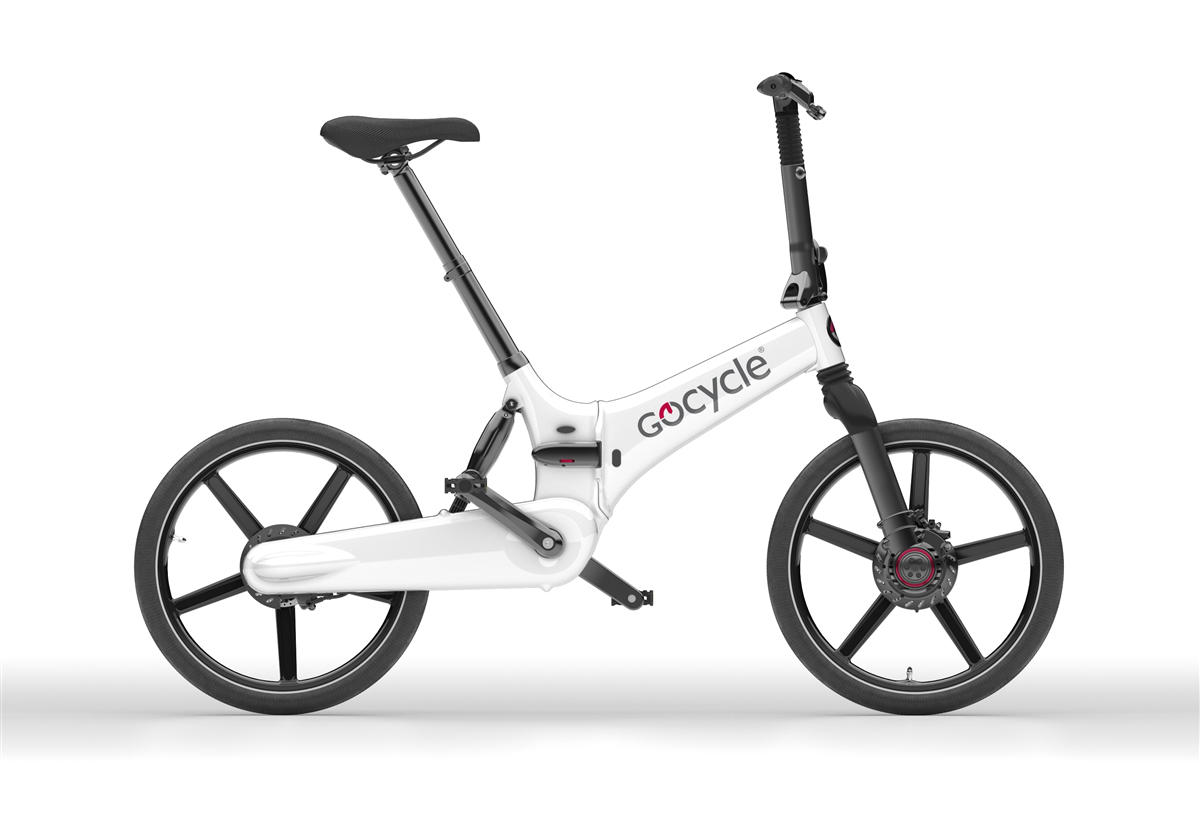 Gocycle GXi White