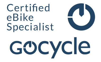 Gocycle Steps ebike specialist