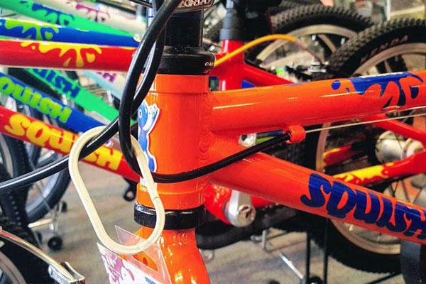 Squish Bike