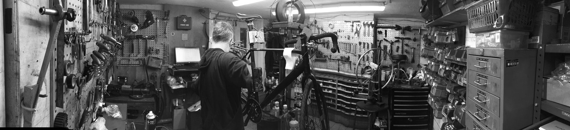 Cycle Workshop service and repair Stoke Newington